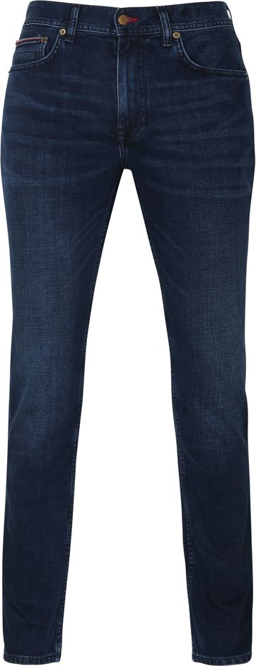 Tommy Hilfiger Jeans Straight Donkerblauw