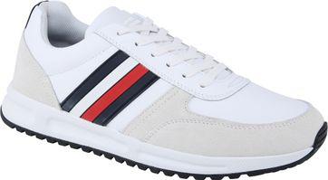 Tommy Hilfiger Modern Corp Sneaker Wit