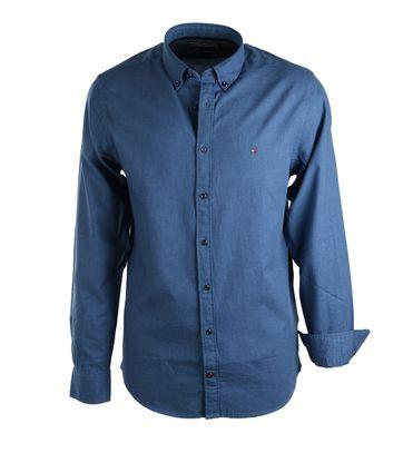 Tommy Hilfiger Overhemd Blauw