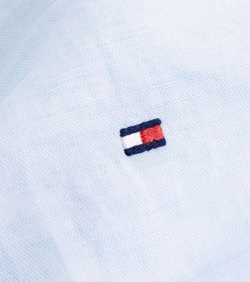 Tommy Hilfiger Overhemd Lichtblauw