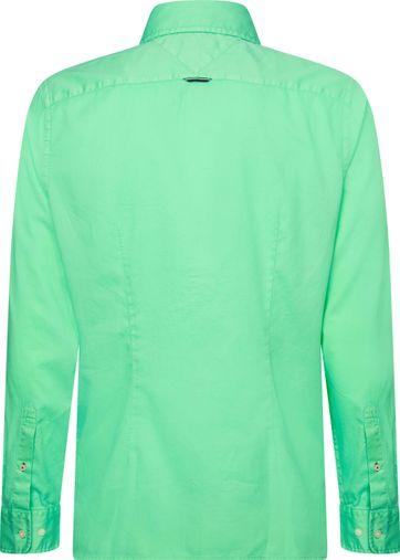 Tommy Hilfiger Overhemd Mystic Mint