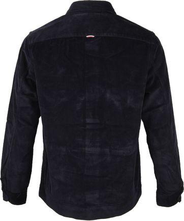 Tommy Hilfiger Overshirt Corduroy Navy