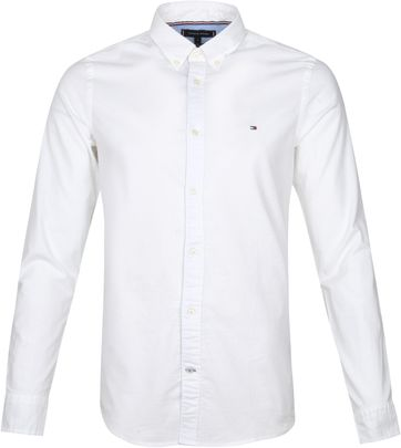 Tommy Hilfiger Oxford Shirt Light White