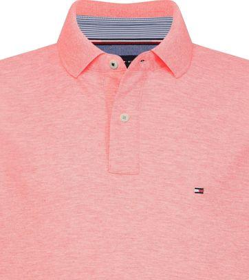 Tommy Hilfiger Pink Poloshirt