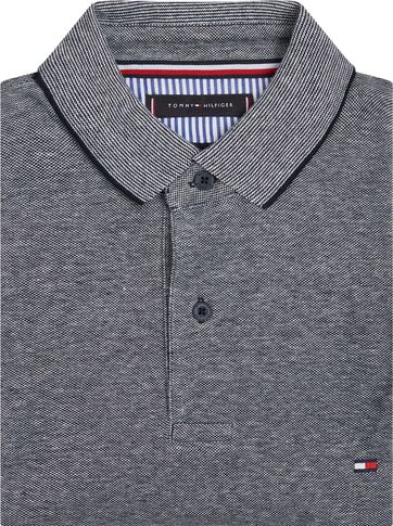 Tommy Hilfiger Plus Polo Oxford Donkerblauw