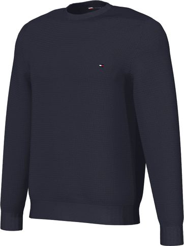 Tommy Hilfiger Plus Pullover Navy