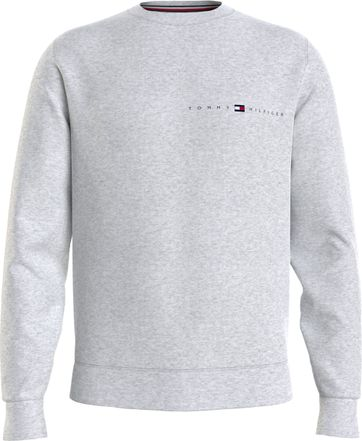 Tommy Hilfiger Plus Sweater Essential Grey