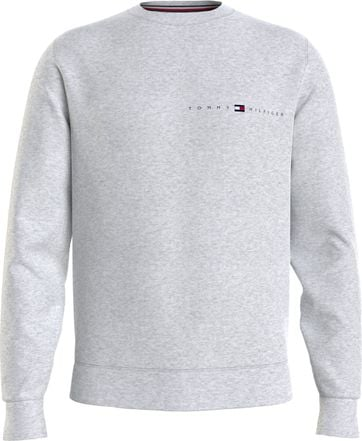 Tommy Hilfiger Plus Trui Essential Grijs