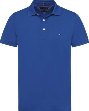 Tommy Hilfiger Polo MF Mid Blue