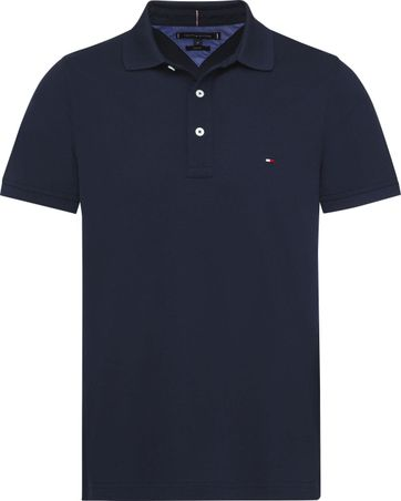 Tommy Hilfiger Polo MF Navy