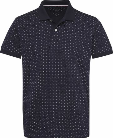 Tommy Hilfiger Polo Micro Print