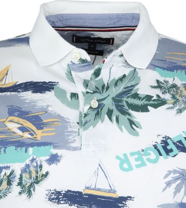 Tommy Hilfiger Polo Print