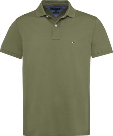 Tommy Hilfiger Polo RF Army
