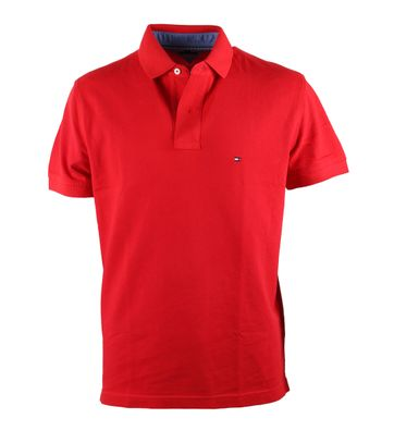 Tommy Hilfiger Polo Rood