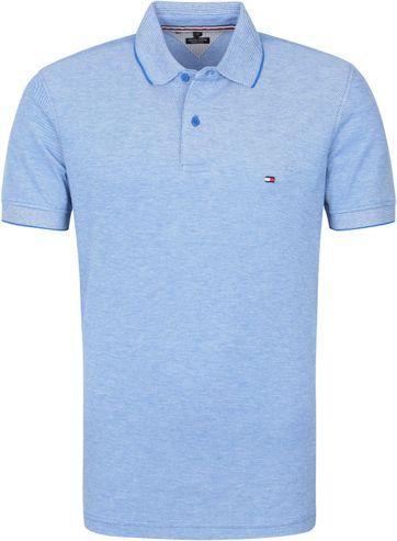 Tommy Hilfiger Polo Shirt RF Blau