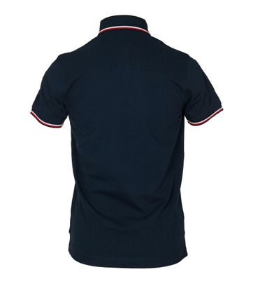 Detail Tommy Hilfiger Polo Uni Navy