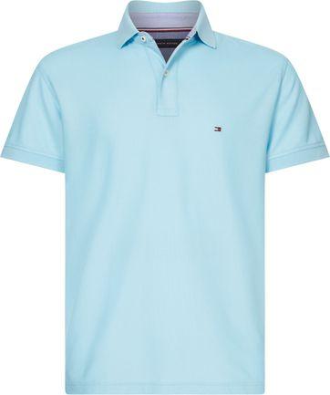 Tommy Hilfiger Poloshirt Hellblau
