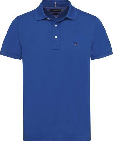 Tommy Hilfiger Poloshirt MF Mid Blue