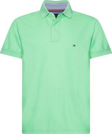 Tommy Hilfiger Poloshirt Mint Green