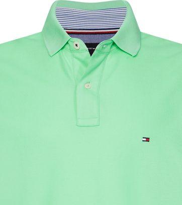 tommy hilfiger shirt green