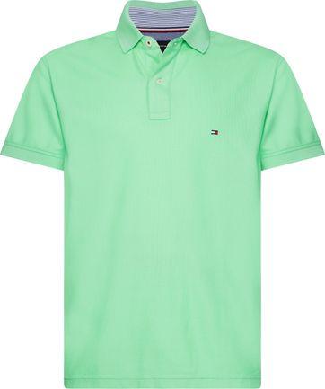 Tommy Hilfiger Poloshirt Mintgrün