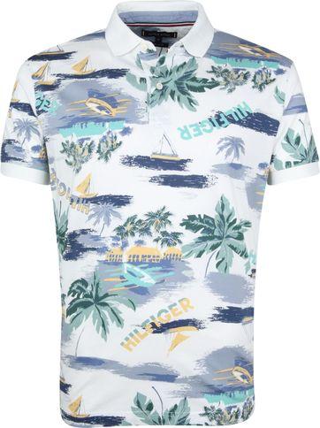 Tommy Hilfiger Poloshirt Print