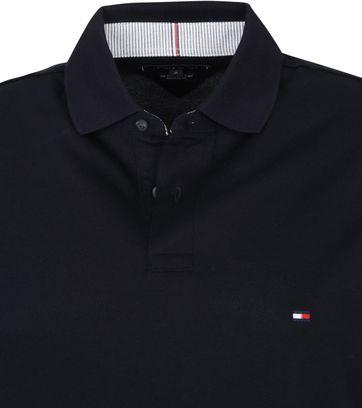 Tommy Hilfiger Poloshirt Regular Donkerblauw