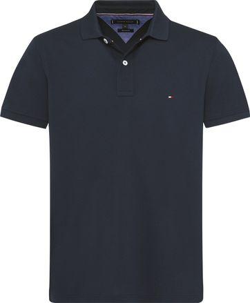 Tommy Hilfiger Poloshirt RF Dark Blue