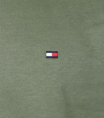 Detail Tommy Hilfiger Pullover Grün