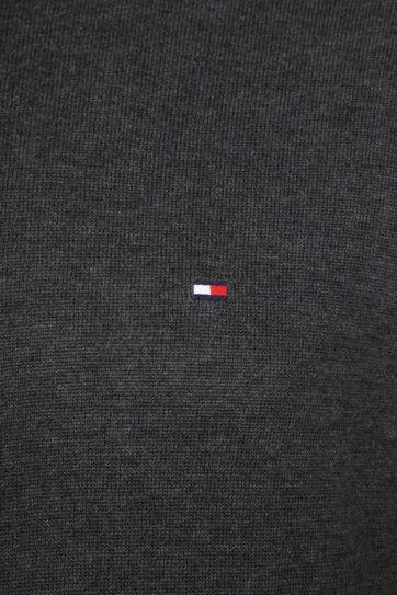 Tommy Hilfiger Pullover R-Neck Dark Grey