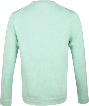 Tommy Hilfiger Pullover R-Neck Mint Green