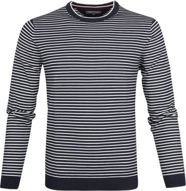 Tommy Hilfiger Pullover Streep