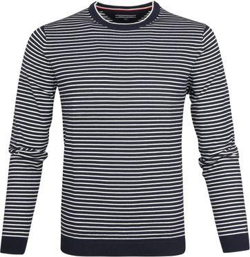 Tommy Hilfiger Pullover Streifen