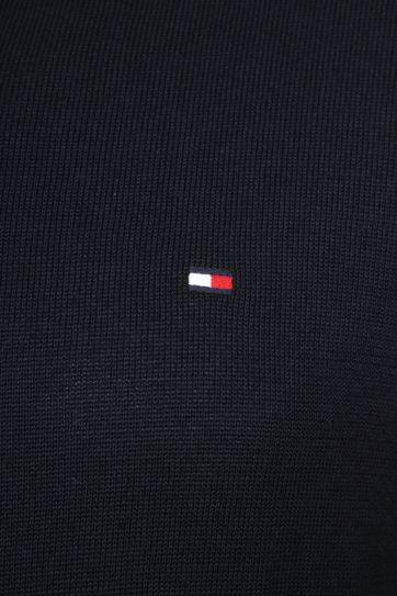 Tommy Hilfiger Pullover V-Neck Dunkelblau