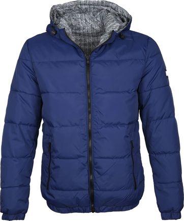 Tommy Hilfiger Reversible Jacke Blau