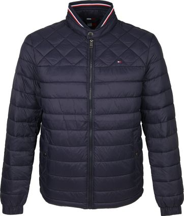 Tommy Hilfiger Reversible Jacket Blue