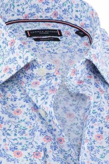 Tommy Hilfiger Shirt Flowers