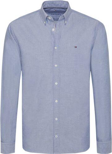 Tommy Hilfiger Shirt Oxford Blue
