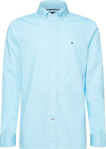 Tommy Hilfiger Shirt Sail Blue