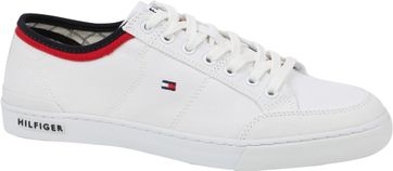 Tommy Hilfiger Shoe Core Corporat White