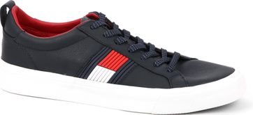 Tommy Hilfiger Shoe Flag Detail Navy