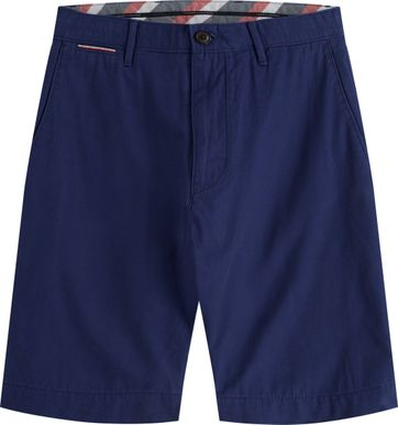 Tommy Hilfiger Short Brooklyn Donkerblauw