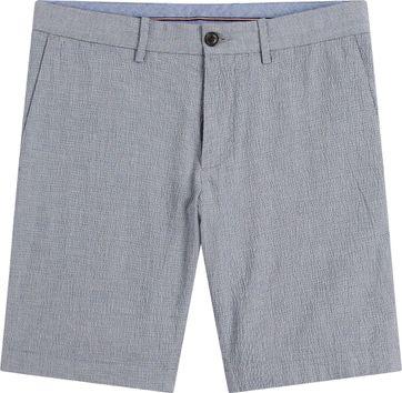 Tommy Hilfiger Short Seersucker Grey