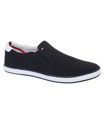 Tommy Hilfiger Slip On Sneaker Dunkelblau