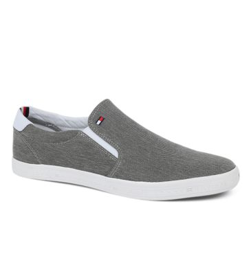 Tommy Hilfiger Slip On Sneaker Grau