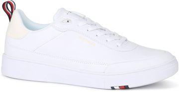 Tommy Hilfiger Sneaker Cupsole Weis