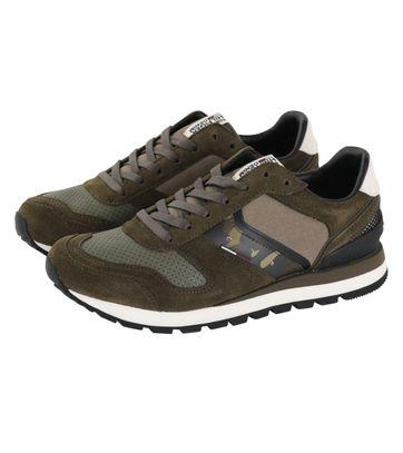 Tommy Hilfiger Sneaker Olive Camo