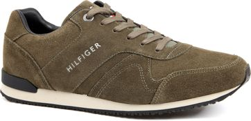 Tommy Hilfiger Sneaker Olive Night