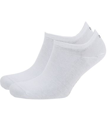 Tommy Hilfiger Sneaker Socken 2-Pack Weiß