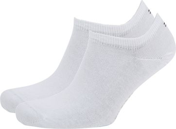 Tommy Hilfiger Sneaker Socks 2-Pack White
